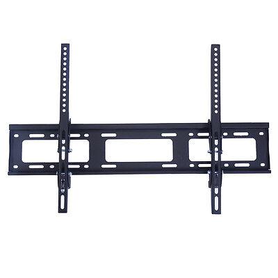 LCD LED Plasma Flat Tilt TV Wall Mount Bracket 32 40 42 46 50 52 55 60 70 Inch