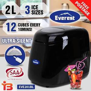Buy New Portable Ice Cube Maker Machine – Black Color Fairfield Fairfield Area Preview