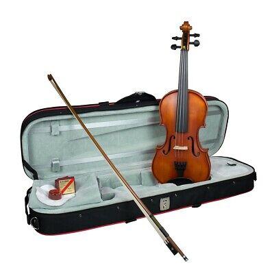 NEW: Hidersine Vivente Violin Outfit 🎻 4/4 Size 🎻 Violin, Bow & Hard Foam Case