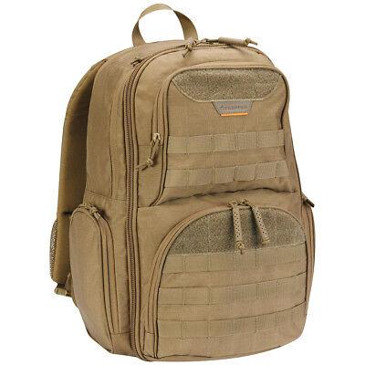 Wanderer Erweiterbar Rucksack (Propper Militär Erweiterbar Armee Wandern Rucksack MOLLE Rucksack Kojote Braun)