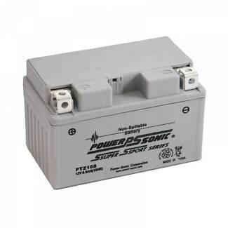 Power-Sonic Super Sport PTZ10S Motorbike Battery (YTZ10S)