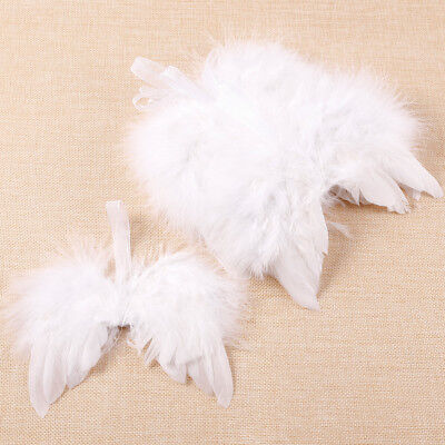 30 Feather Angel Wing Christmas Decoration Wedding Living Room Window Decorating - Angel Wing Decorations