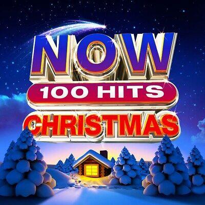 Now 100 Hits: Christmas - Various Artists (Box Set) [CD]
