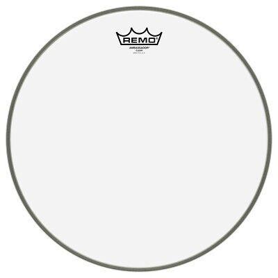 Ambassador Coated White Drum Head - Remo 24