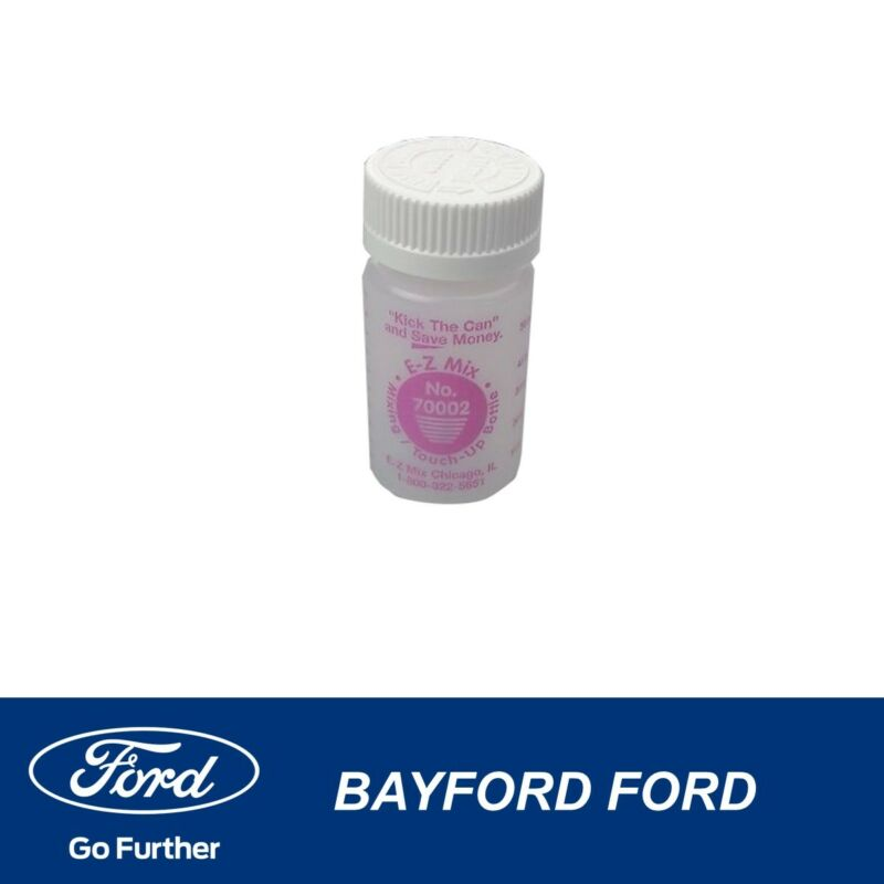 Details About Ford Focus Touch Up Paint Ultimate Green Genuine Ppg Paint Paint Code U4