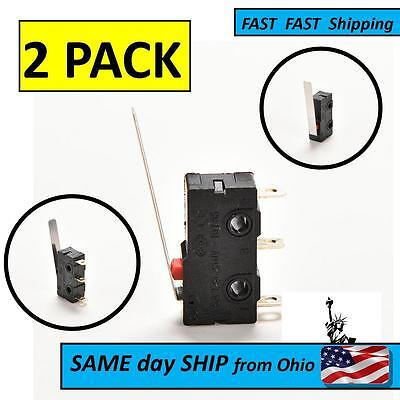 2 Pack - Micro Switch - Electrical Engineer School Supply - - Electronic Part