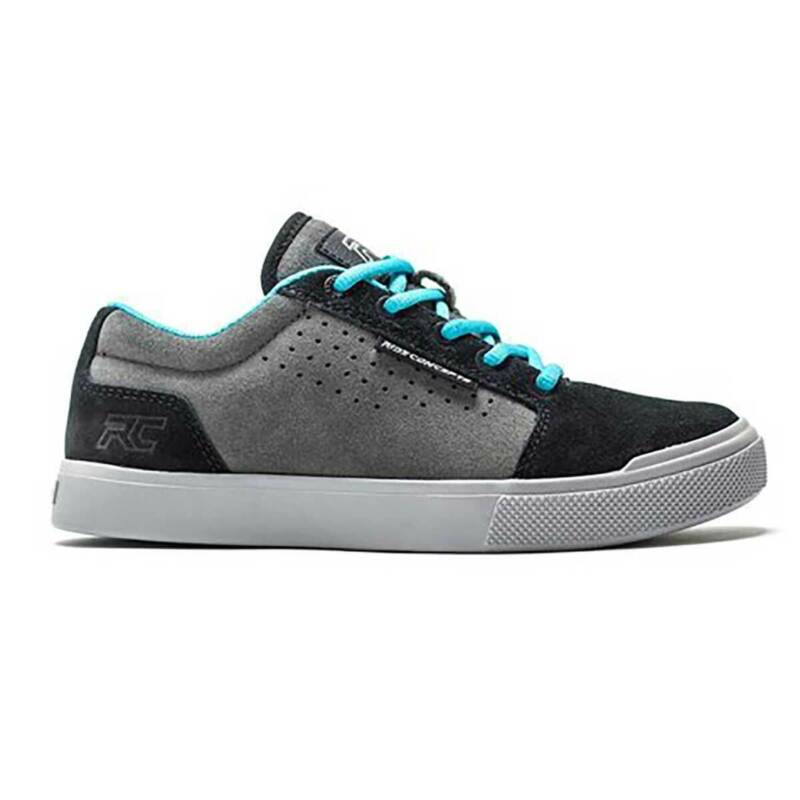 Ride Concepts Youth Vice Charcoal/Black 5 2021