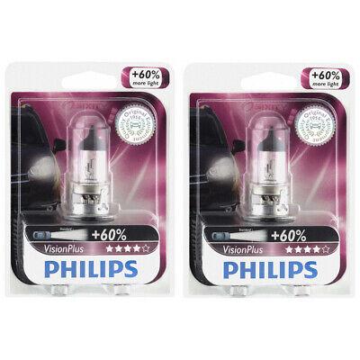 Philips High Low Beam Headlight Light Bulb for Dodge Dakota Caliber Ram 2500 wj