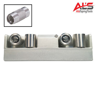 Platinum Drywall Corner Roller With Free Coarse Thread Adapter Fits Any Handle