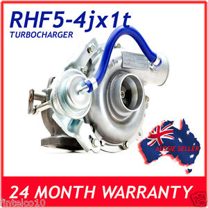 TURBO CHARGER fit HOLDEN ISUZU JACKAROO TROOPER 4JX1T. VICF.8972572000.2Yr WRNTY