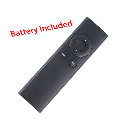NEW Replaced Remote Control For Apple TV MC377LL/A A1427 A1469 A1378 Black