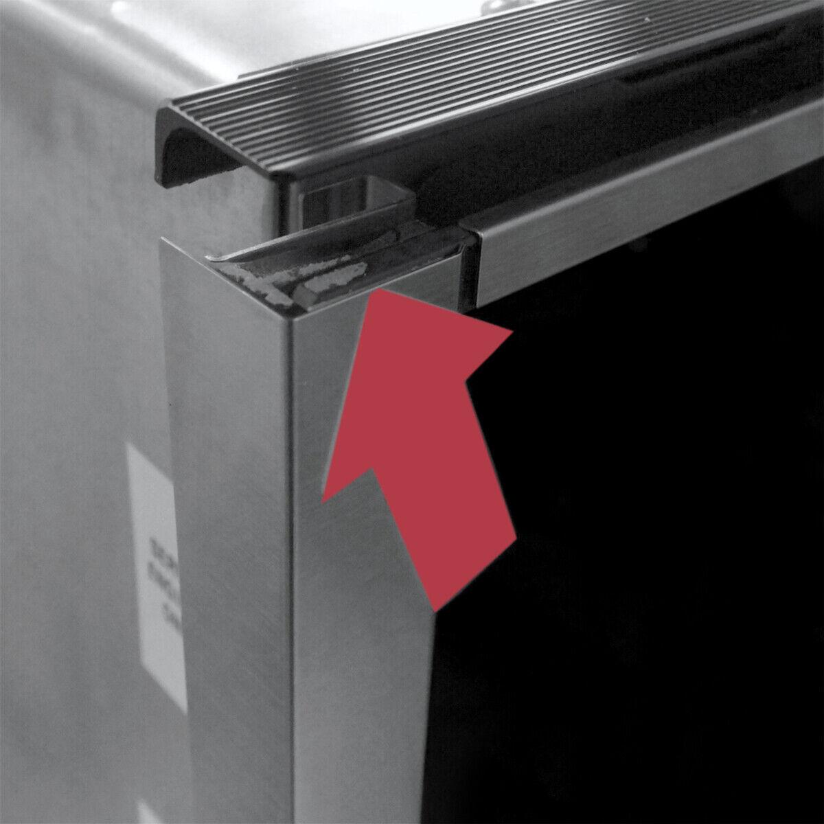 Einzelstück - Refurbished - Neff C17GR01N0 Einbau-Mikrowelle N70