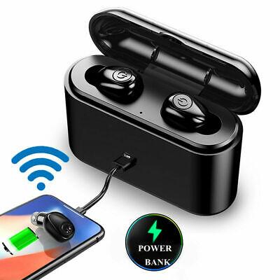 Chic Bluetooth (Chic TWS In-Ear Kopfhörer Bluetooth 5.0 Kabellos Headset Ohrhörer+box DE EG-DHL)