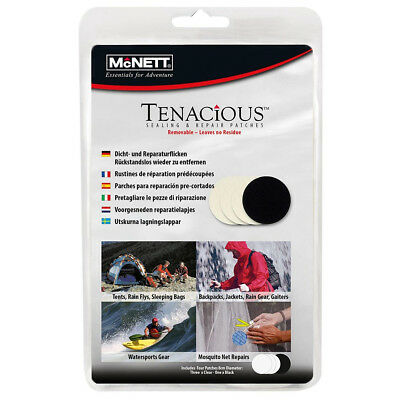 McNett Tenacious Sealing & Repair Emergency Camping Equipment Gear Patches