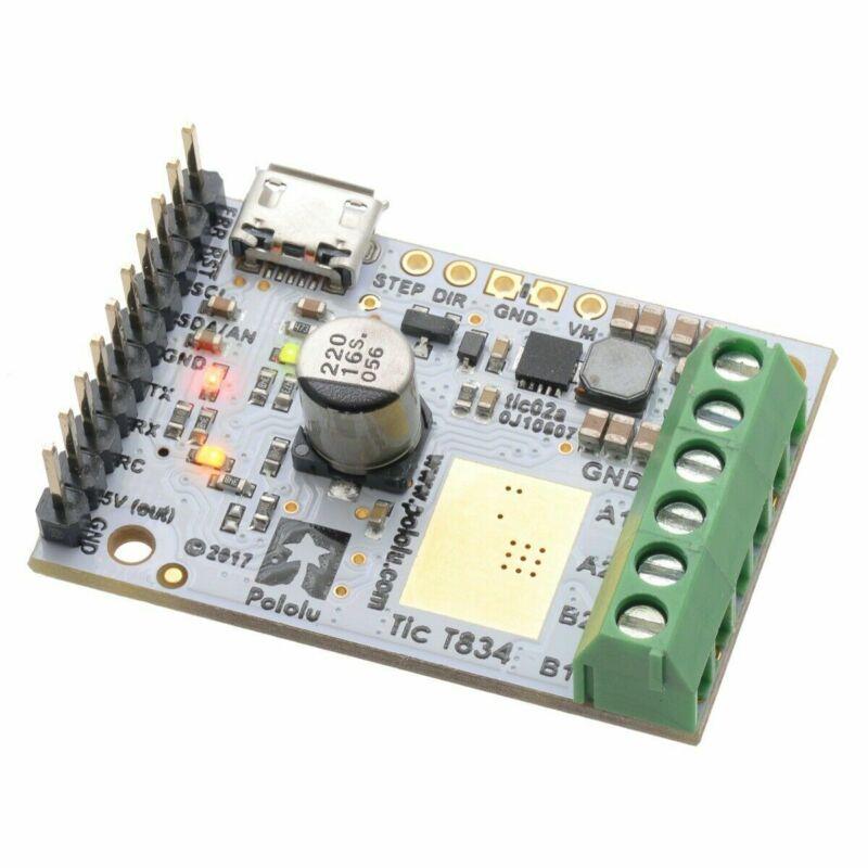 [3DMakerWorld] Pololu Tic T834 USB Multi-Interface Stepper Motor Controller