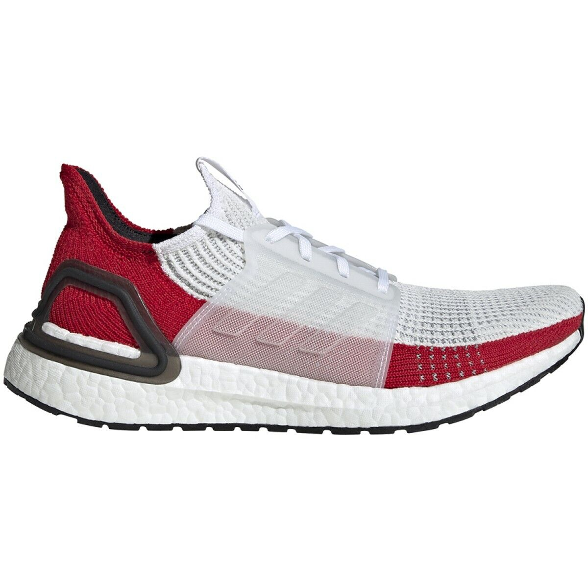 Adidas Men's Adidas Ultra Boost 19 - NEW IN BOX - FREE SHIPPING - Red - EF1341+