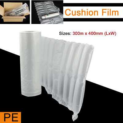 985ft Air Pillow Cushion Film Roll For Bubble Wrap Packaging Shipping Packing Us