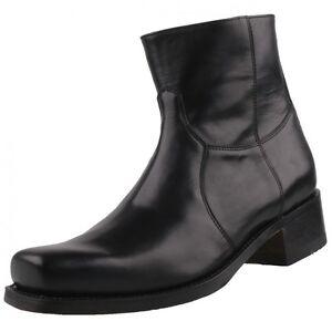 NUEVO-Sendra-Botas-Zapatos-Hombre-Botines-BOTAS-DE-MOTORISTA-Botas-de-piel-5200