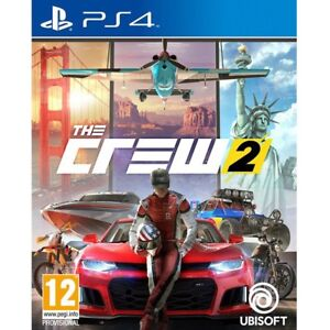 Recherche The Crew 2 au PS4