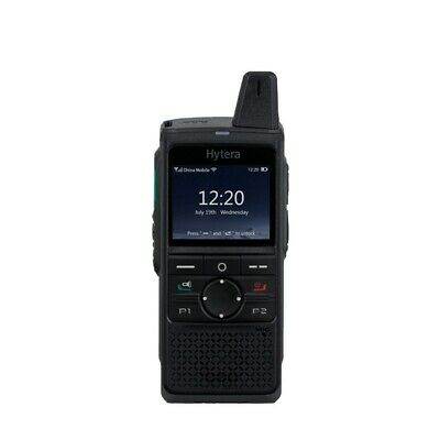 Hytera Pnc370 Poc Lte Two Way Radio Gps Tracking Integrated Two Way Radio