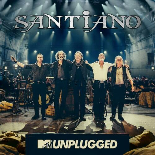 SANTIANO  MTV  Unplugged ( Neues Album 2019 )  2 CD  NEU & OVP  18.10.2019