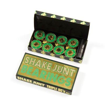 Shake Junt Triple OG's ABEC 7 Skateboard Bearings
