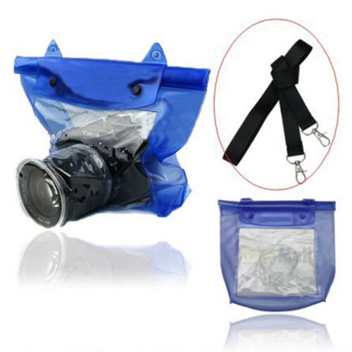 Camera Waterproof Bag Housing Case Pouch Cover for Canon Nik