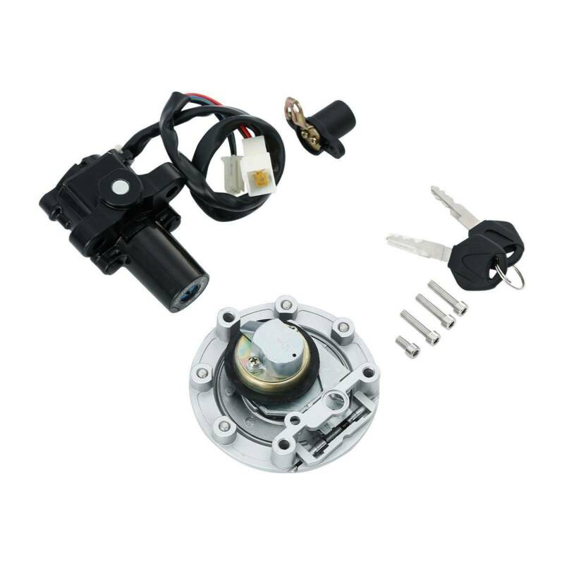 TCMT Ignition Switch Seat Lock Key Set For YAMAHA YZF R6 2006 2007 2008 2009 2010 2011