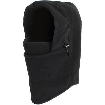 Fleece Balaclava Hood Winter Outdoor Thermal Facemask Headwear Neck Warmer Ski