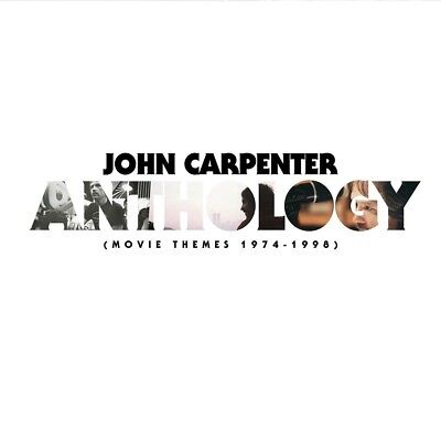 ANTHOLOGY: MOVIE THEMES 1974-1998 - CARPENTER,JOHN   CD NEW  (Halloween Music Techno)