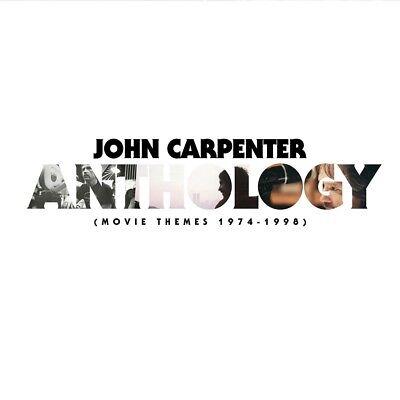 ANTHOLOGY: MOVIE THEMES 1974-1998 - CARPENTER,JOHN   CD NEW ](John Carpenter's Halloween Theme)