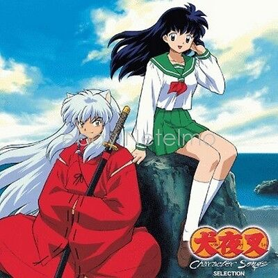 INUYASHA CHARACTER SONG SELECTION Soundtrack CD Music MIYA Records