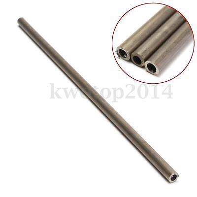 1pc Titanium Grade 2 Gr.2 Tube Tubing Od 6mm X 4mm Id Wall 1mm Length 20cm