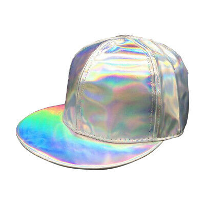 Marty Mcfly Hat (Marty McFly Jr Baseball Cap Back To the Future 2 Hat Costume Silver)