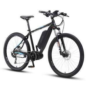 XDS E-Rupt Electric Mountain Bike Black