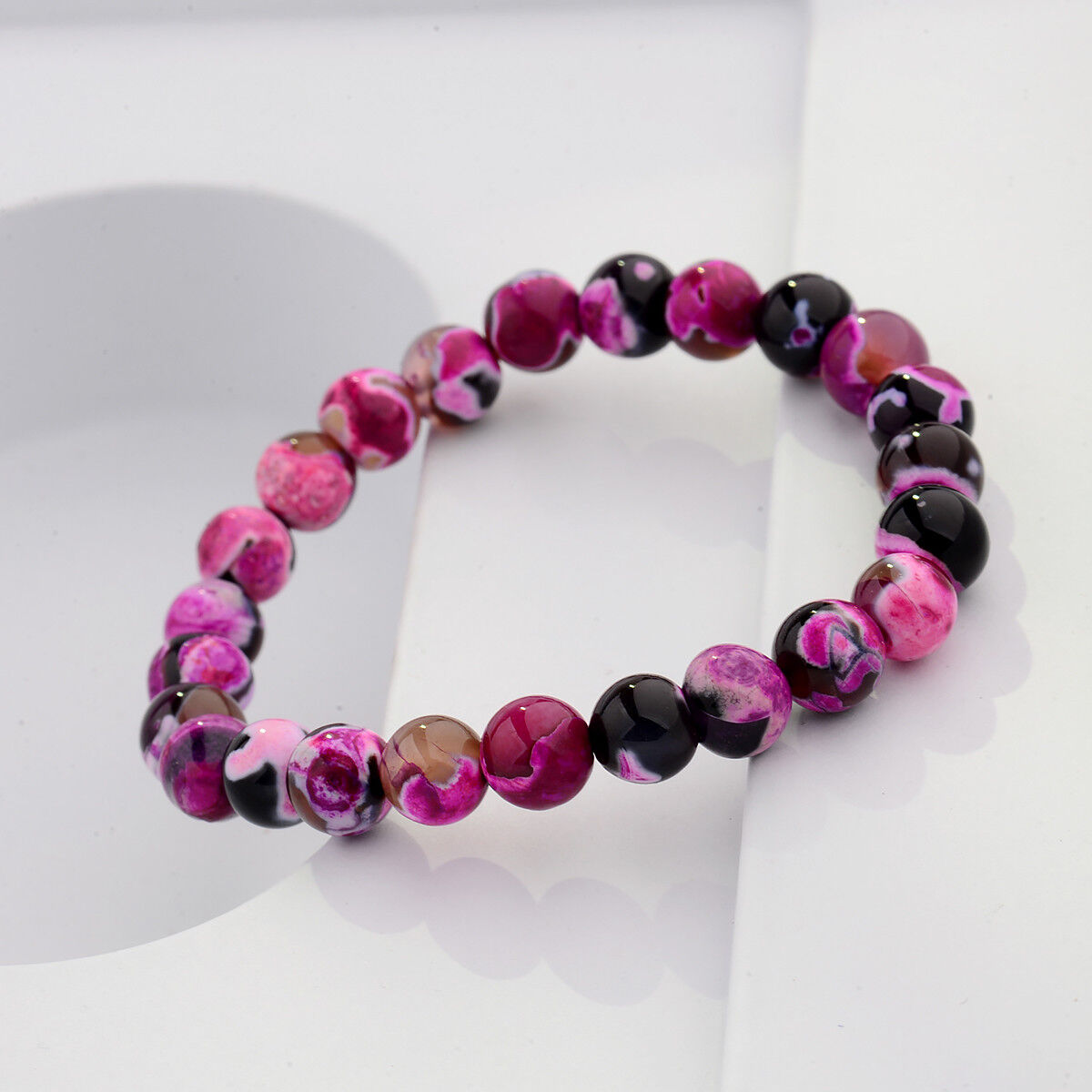 Colourful Stone beads style 2