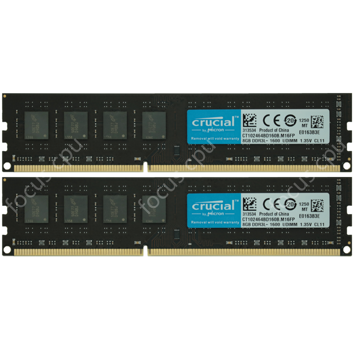 NEW 16GB 2 X 8GB Memory PC3-12800 1600 for Lenovo ThinkCentre M82 Small//Tower