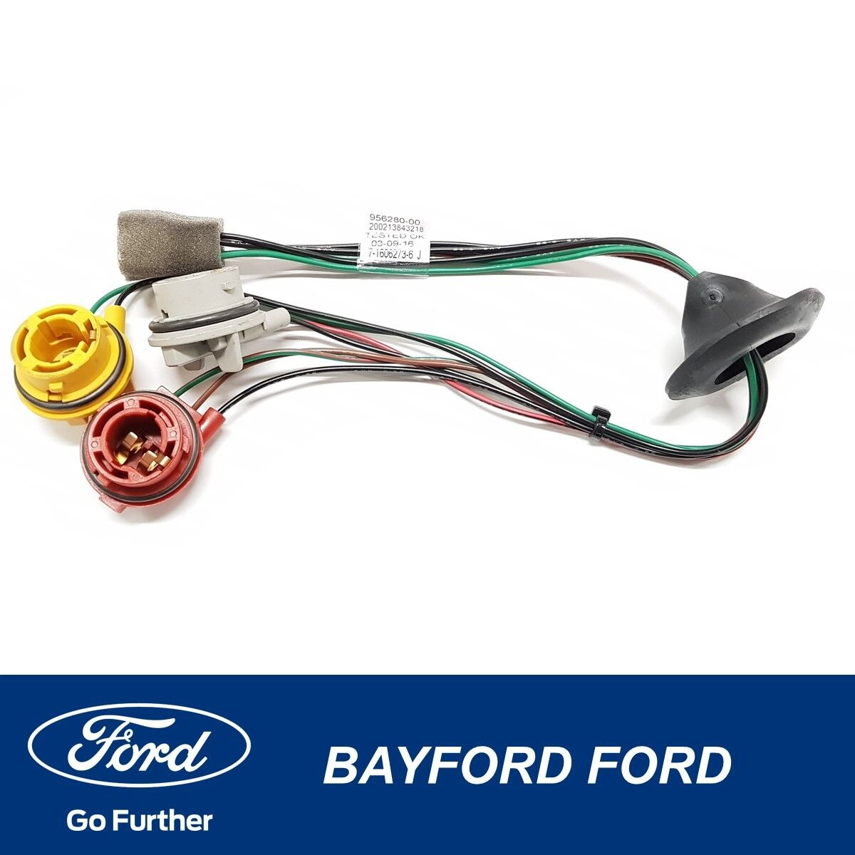 Ford Falcon Wiring Harness - Wiring Diagram K9