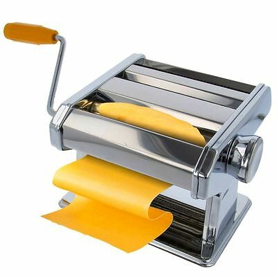 Nudelmaschine Pastamaschine Spagetti Nudel Pasta Lasagne Maker mit Aufsatz