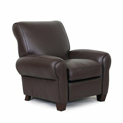 Barcalounger Lectern II Recliner Lounger Chair - Chocolate T