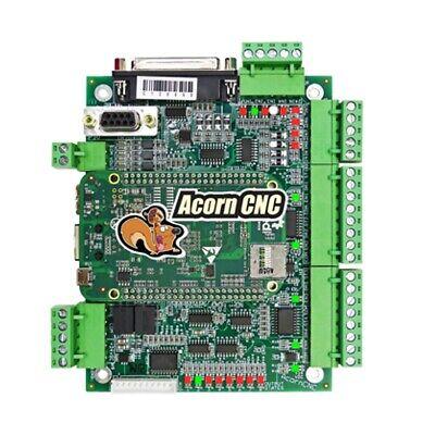 3dmakerworld Acorn Cnc Controller Kit With Cnc Mill Lathe Centroid Software
