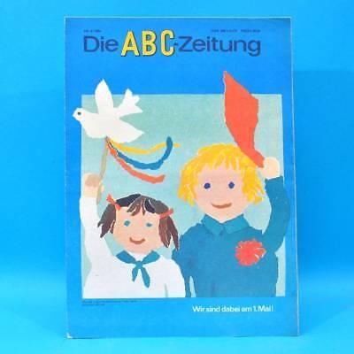DDR ABC-Zeitung 4-1984 Zeitschrift für Junge Pioniere Kuschinsky Dahlwitz
