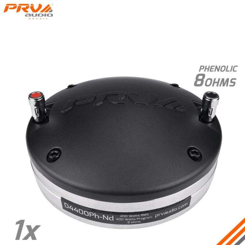 "1x PRV Audio D4400Ph-Nd 2"" MidRange Compression Driver Pro Car Audio 400 Watts"