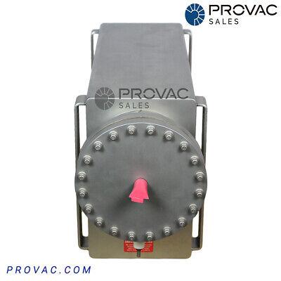 Varian Noble Diode 100 Ls Ion Pump Rebuilt By Provac Sales Inc.
