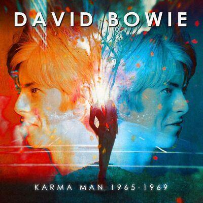 DAVID BOWIE KARMA MAN 2 CD SET (5thJUNE) NEW