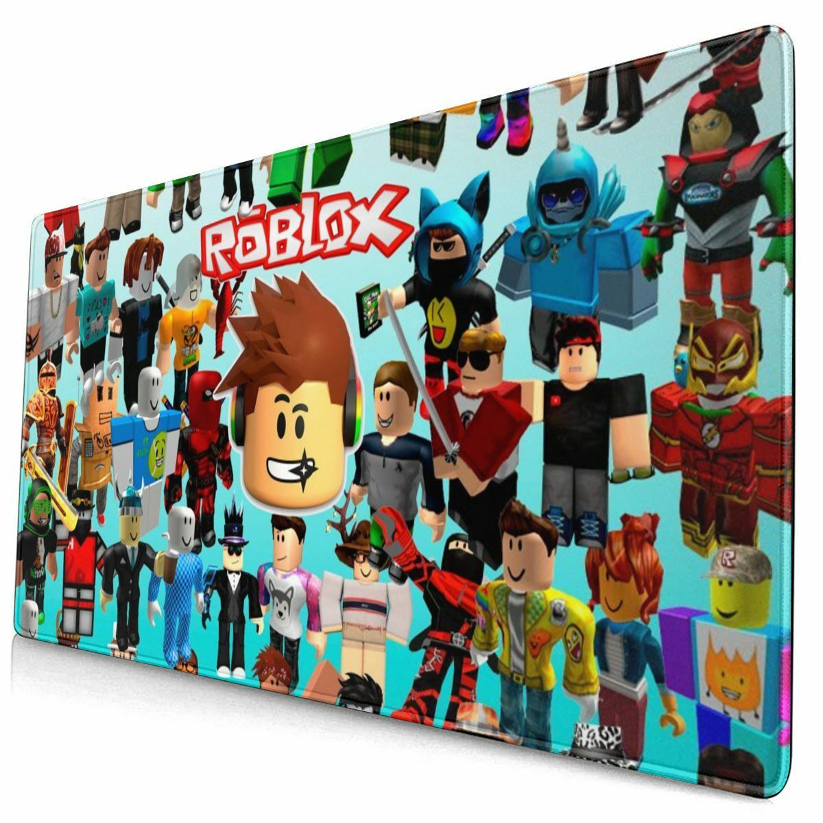 Roblox Mouse Lock Not Working Diy Roblox Gaming Mouse Pad Non Slip Desk Keyboard Mat Game Playmat 3 Large Size Ebay