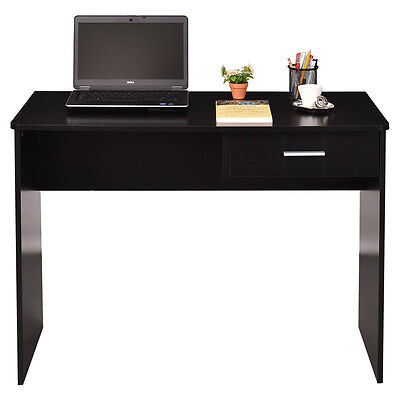 Computer Desk Laptop PC Table Wood Workstation Study Home Office Furniture New