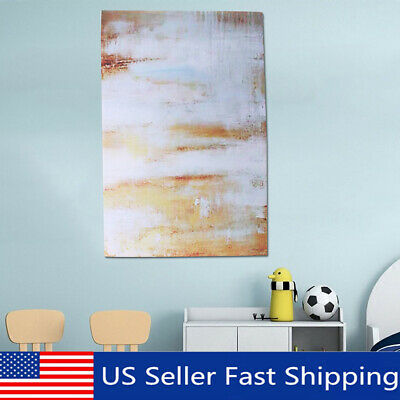 Modern Abstract Canvas Print Art Oil Painting Wall Picture Home Decor Framed  y