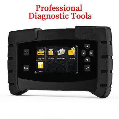 OBD2 Car Full System Scanner ECU Coding Programming Auto Diagnostic Scan Tool