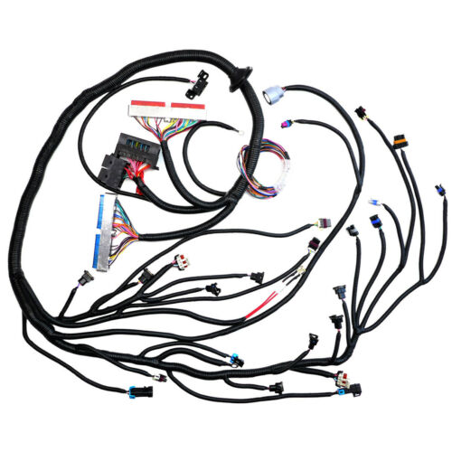Fit for DBC LS1 Stand Alone Wiring Harness 4.8 5.3 6.0 w